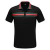 19ss italy designer polo shirts men brand t shirts mens designer polo shirts luxury t-shirts men POLO tee