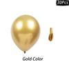 30pcs ouro de ouro