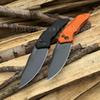 100% OEM kershaw 7100 Automatic Knife Out of Side Auto Knives Tactical knife camping hunting Pocket Folding knives Utility EDC tools