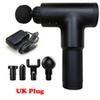 UK Plug Black
