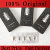 Original Coil 0.6ohm Mesh Coil regular DC 0.6 mesh MTL 0.8 and 1.4ohm Regular Coil for MTL Vaping 100% Pod Coils dhl