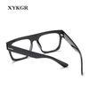 1cbd3638ee7 2019 XYKGR New Women S Optical Computer Glasses Frame Large Frame ...
