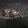 eb6e11eaf6f 2017 Polarized Sunglasses For Men Cool Seme Rimless Round Sun ...