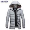 6451f5f9597fd Satın Al Toptan Satış PortLotus Parka Erkek Ceket Kış Marka Giyim ...