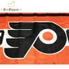Philadelphia Flyers National Hockey League NHL 3 5ft 90cm 150cm ... 070c19896