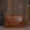 e2b23fb91438 Handmade Men Genuine Leather Classic Vegetable Tanned Leather ...