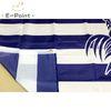 German MSV Duisburg FC 3 5ft 90cm 150cm Polyester Flag Banner ... 829528293
