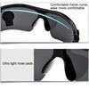 0feff7b424 Aixiangpai Unisex Biking Glasses Outdoor Sports Mountain Bike ...