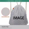 2019 INSTANTARTS Ootdoor Small Drawstring Bag Women Men 3D Music ... d777df7b182ba