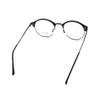 ba53ccc4add91 2019 Natuwe Co Retro Round Metal   Plastic Glasses Men Frame Clear ...