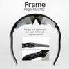 Compre QUESHARK Ultraleve 3 Lente Polarizada Ciclismo Eyewear Óculos ... 8414526767