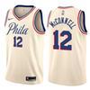 1f407dd8c 2019 Printed Men Youth Women Philadelphia Basketball 76ers 33 Tobias ...