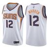 d58bba4f4cf 2019 Man Kids Woman Print Suns Basketball Josh Jackson Jersey ...