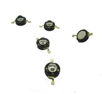 1W IR赤外線850nm高電力LEDライト1.4-1.7V DC 350-500MA 60度/ 120度500ピース/ロット