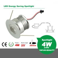 Dimmable LED Energy Saving Mini Spotlight Ceiling Light 4W A...