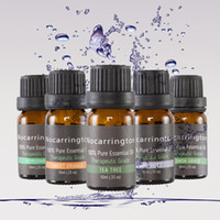 Nocarrington Beauty Aromatherapy Top 6 Essential Oil 100% Pu...