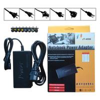 Neuer heißer Verkaufs-Universal-Laptop-Notizbuch 96W Wechselstrom-Aufladeeinheits-Energien-Adapter Freeshipping 10pcs / Lot