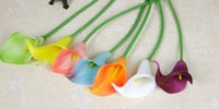 Artificial Simulation Calla Lily Flowers Bouquet Garden Home...