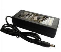 AC адаптер питания постоянного тока 24 В 5A 6A 72 Вт 100 Вт 120 Вт для светодиодной полосы монитора монитор шнур питания 5.5 мм 2.1 мм