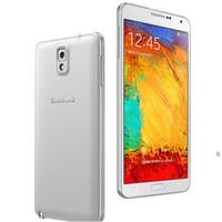 Original rénové Samsung Galaxy Note3 Note 3 N900A 3G Android ANDROID COCHE 13MP Caméra déverrouillé Téléphone portable