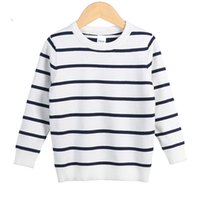 Children' s Autumn Winter Sweaters Baby Kids Pullover St...