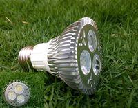 3x2W PAR20 LED 스포트 라이트 AC 85-265V 110V 220V E27 Dimmable Downlight Lamp 6W 따뜻한 백색 자연 백색 멋진 흰색 거실 레스토랑