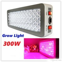 DHL Spedizione gratuita Advanced Platinum Series P300 300W 12-Band LED Grow Light AC 85-285V Doppio LED - Dual Veg Flower Full Spectrum Lamp Lamp