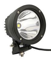 4.5 pollici rotonda 25W LED luce di lavoro 4x4 alluminio CREE Spot LED luci di guida per veicoli fuoristrada Jeep camion 4WD lampada fuoristrada