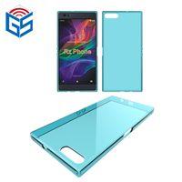 Razer Telefon için Çeşitli Renkler Yumuşak TPU Clear Case Kapak Çin Dükkanı Düşük Fiyat Yeni Sıcak Tasarım