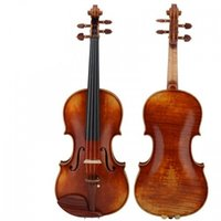 Master violino 4 4 Italian High- end Antique professional vio...
