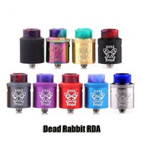 100% Original Hellvape Dead Rabbit RDA Atomizer Top Terminal...