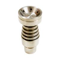 Free Epacket T-003 Новый domeless титана ногтей и для 14,5 ММ и 18,8 оптовой MM высокого качества