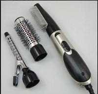 Rulli asciugacapelli elettrici multi-funzione da 800 w Elevata potenza a temperatura costante di ferro arricciacapelli freddo e caldo