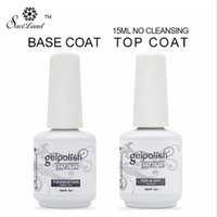 2Pcs 15ml gelpolish gel nail polish soak off nail glue base ...