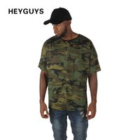HEYGUYS 2017 t shirts Camouflage CS HIPHOP T-shirt Männer Atmungsaktive Armee rock T-shirt Military Hot Trockene mode Camo lässige Tees 17603
