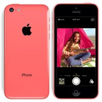 Unlocked Apple Iphone 5C Smartphone 4.0Inch Dual Core IOS7.0 8.0MP Caméra 8G Refurbished Téléphone portable
