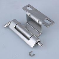 нержавеющая сталь шарнир промышленное оборудование оборудование коробка управления электрический шкаф дверь шарнир съемный шарнир распределительная коробка