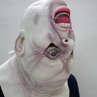 Top Quality Halloween Monster Zombie Masks Scary Adult Latex...