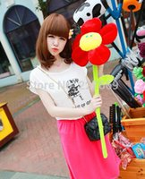 Wholesale- free shipping Sunflower multicolor flower househol...