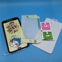 High qualitycartoon pattern Mixed support glass Screen Prote...