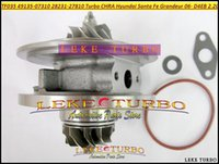 Turbolader Turbo Patrone CHRA TF035 49135-07310 28231-27810 49135-07311 49135-07312 Für HYUNDAI Santa Fe CRDi 06- D4EB 2.2L