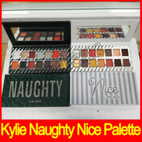 Newest Kylie Holiday Edition Bundle Naughty Nice Eyeshadow P...