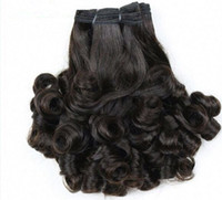 Grade funmi hair 8- 30inch double drawn 3pcs cheap virgin hai...