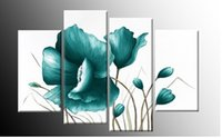 Hand- painted Hi- Q modern fashion wall art home decorative ab...
