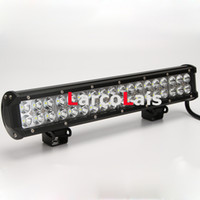 17 Zoll 108W CREE LED-Lichtstrahl-Jeep-LKW-Anhänger 4x4 4WD SUV ATV nicht für den Straßenverkehr Auto 12v Arbeitsarbeitslampe