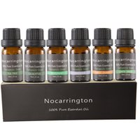 Aromatherapy Top 6 100% Pure High Quality Essential Oil Lave...