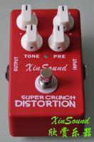 Искажение гитары педаль эффектов DS-10P Crunch Box искажение True Bypass by Xin Sound