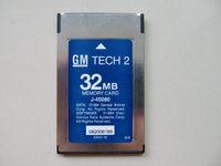 Neueste Tech 2 Diagnose-Tool-Speicherkarte 32MB für Opel GM, Holden, Isuzu, Saab, Suzuki 6 Marken an Chhose