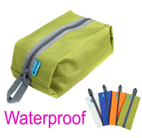 4 Colors Waterproof Portable Travel Tote Toiletries Laundry ...