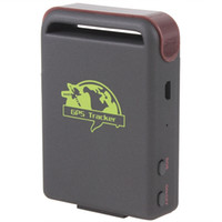 TK102 Auto in tempo reale GPS Tracker GSM / GPRS / GPS Car Mini GPS Navigation Vehicle Tracker Quad Band Tracking Device